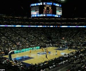 La NBA revient à Londres en 2013 avec New York knicks VS Detroit Pistons