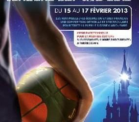 SPORT&CO va vendre les packs VIP de la Disneyland Paris Leaders Cup LNB