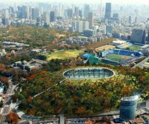 Tokyo 2020 – Un cabinet d'architectes français retenu pour reconstruire le Stade National Kasumigaoka ?