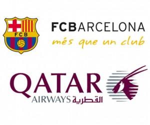 Qatar Airways nouveau sponsor maillot du FC Barcelone à partir de la saison 2013-2014