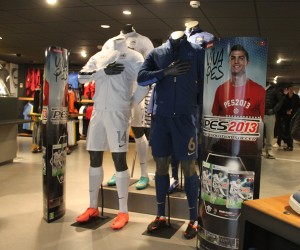 Konami active son partenariat avec la FFF avec un tournoi PES dans la boutique FFF