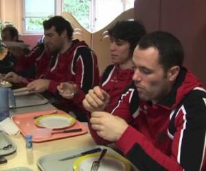 L'US Ivry Handball teste le Air Food et fait le buzz pour une noble cause
