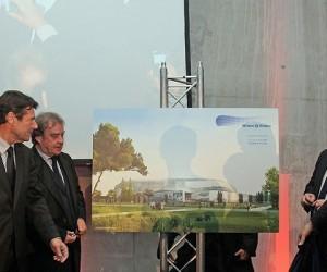 Découvrez le nouveau look de l'Allianz Riviera, le futur stade de Nice