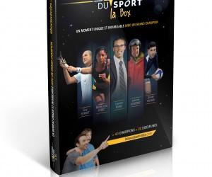 Laurent Blanc, Michaël Llodra, Laura Flessel…Offrez-vous un sportif en boite pour 299€ avec la Box des Etoiles (62 champions)