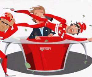 Ferrari célèbre ses 10 millions de Fans Facebook