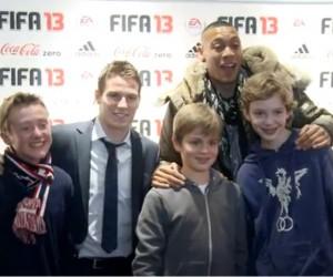 Limousine, Match VIP… Un fan du PSG remporte une «Soirée Mystère» grâce à FIFA 13