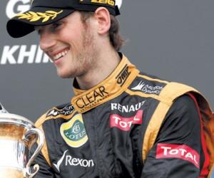Sponsoring – Total reste fidèle à Romain Grosjean