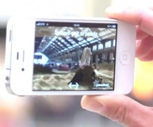 Paradiski envoi les voyageurs de la Gare de Lyon à la montagne avec une expérience en réalité augmentée