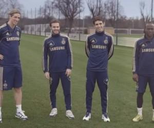 Samsung lance le programme «The Chelsea Way» pour les jeunes talents