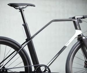The Coren : un vélo en carbone pour le plaisir des yeux et des jambes