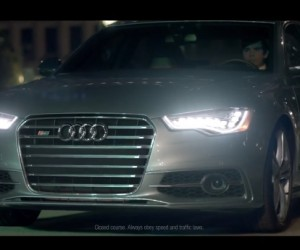 La pub Audi du Super Bowl 2013