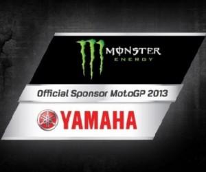 Moto GP – Monster Energy devient Sponsor Officiel de Yamaha Factory Racing