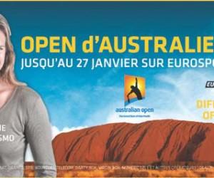 [Concours] 5 pass Eurosport Player à gagner pour ne rien rater de l'Open d'Australie 2013
