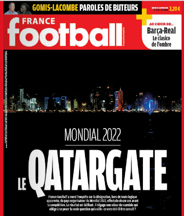 Qatargate qatar 2022 coupe du monde de football france - Qatar football coupe du monde ...