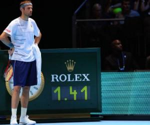 Tennis – Rolex devient Partenaire Officiel de l'ATP World Tour