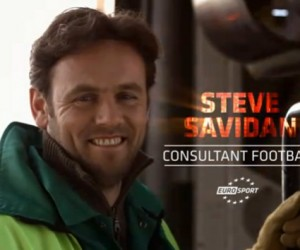 Steve Savidan éboueur de choc pour Eurosport
