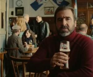 Eric Cantona dans la nouvelle publicité de la bière 1664 – «The Farmers Of Alsace»