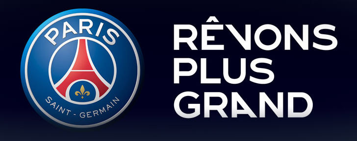 Paris Saint-Germain PSG-logo-2013-revons-plus-grand