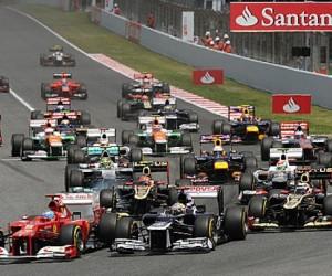 Formule 1 – 965M$ reversés à 10 écuries pour la saison 2015