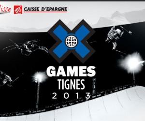 La Caisse d'Epargne devient Partenaire des X Games Tignes 2013