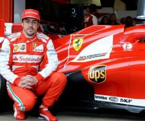 F1 – UPS devient Sponsor Officiel de Ferrari !