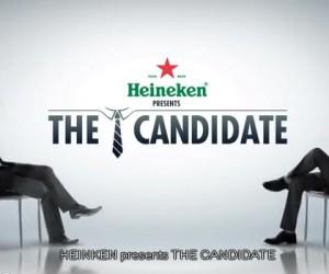 Heineken fait le buzz en recrutant un stagiaire en Sponsoring Sportif ! (Heineken – The Candidate)