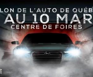 Aston Martin, Bentley et le champion Olympique Bruny Surin au Salon de l'auto de Québec