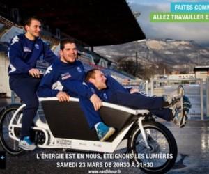 TOP 14 – Le FC Grenoble va faire des économies d'électricités le 23 mars (Earth Hour 2013)