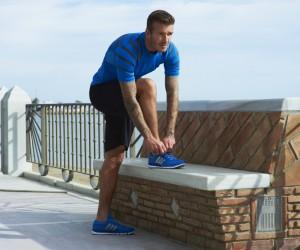 David Beckham dans la nouvelle publicité adidas climacool revolution