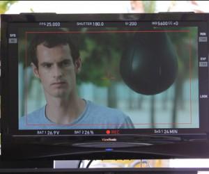 Nouvelle publicité TV d'Andy Murray pour les montres RADO