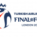logo final four 2013 london turkish airlines euroleague