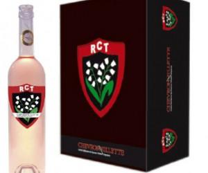 Découvrez le vin Rugby Club Toulonnais !