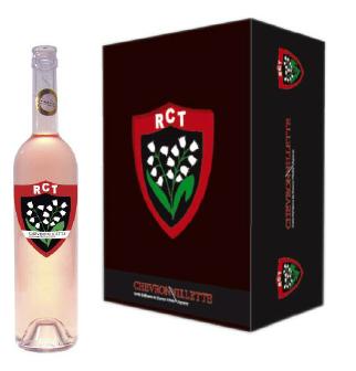 Découvrez le vin Rugby Club Toulonnais ...