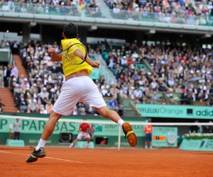 Roland Garros 2013 : Un nouveau look pour les sponsors sur les courts !