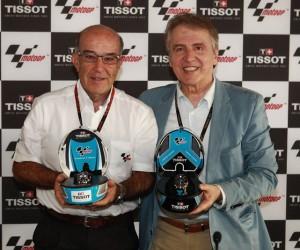 Tissot dévoile ses montres MotoGP aux couleurs de Nicky Hayden et Thomas Lüthi