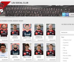 Le LOU Rugby lance son «Hub Digital» avec le LOU Social Club