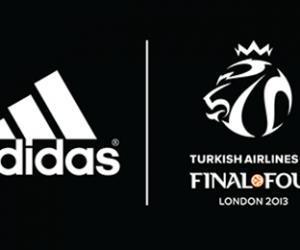 adidas devient Partenaire du Turkish Airlines Euroleague Final Four 2013 de Londres