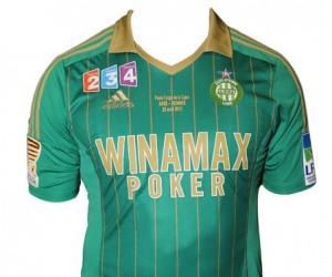 Coupe de la Ligue – Un maillot Collector «Vert et Or» pour l'ASSE contre le Stade Rennais