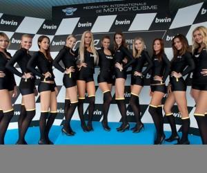 MotoGP – Choisissez les 2 mannequins bwin qui seront sur le podium du prochain GP à Jerez ! (grid girls)