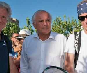 Classic Tennis Tour : Christian Bîmes fait venir Richard Gasquet à Saint-Tropez