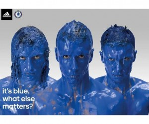 Chelsea – adidas : Achetez le maillot 2013/2014 sans l'avoir vu (« It's Blue. What Else Matters? »)