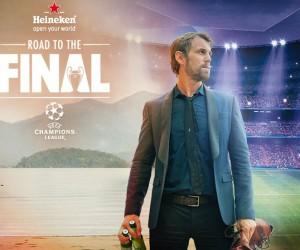 Nouvelle publicité TV Heineken – The Final (Ligue des Champions – Road to the Final)