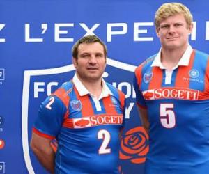 Sponsoring – Kappa prolonge avec le FC Grenoble Rugby