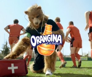 Orangina – Rugby Club Toulonnais : La Publicité + Making Of