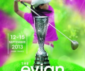 The Evian Championship 2013 – Découvrez l'affiche !