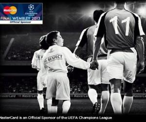 Champions League – MasterCard envoie 22 enfants sur la pelouse de Wembley ! «Une Expérience incroyable» selon Ruud Gullit