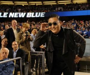 MLB – Le chanteur Psy refait le SHOW lors d'un match de baseball au Dodger Stadium