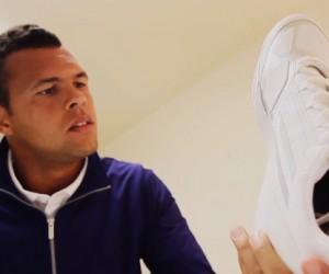 Roland Garros 2013 – Tsonga vous invite à customiser sa paire d'adidas !
