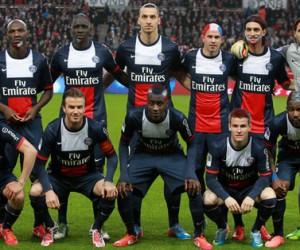 PARIS Saint-Germain – Nouveau Maillot 2013/2014 (Home Kit – Nike)