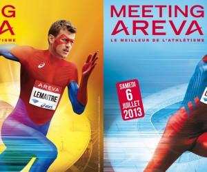 Christophe Lemaitre, Renaud Lavillenie et Usain Bolt – «Super-Héros» du MEETING AREVA 2013